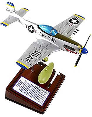 "Mastercraft Collection Planes and Weapons Series North American F-51D MUSTANG ""KOREAN WAR"" Model Scale:1/36"