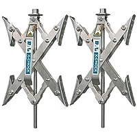 Estabilizador de rueda X-Chock - Par - Una manija - 28012