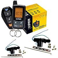 5305V 2-way w/2 Door Locks remote start system Keyless Entry System car security