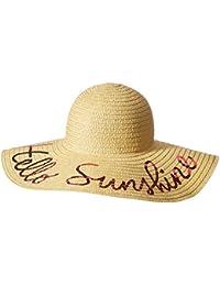 Women's Verbiage Sun Hat