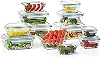 Members Mark 24-Piece Glass Food Storage Set