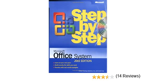 Microsoft® Office System Step by Step -- 2003 Edition Bpg Step By Step: Amazon.es: Curtis Frye, Online Training Solutions: Libros en idiomas extranjeros