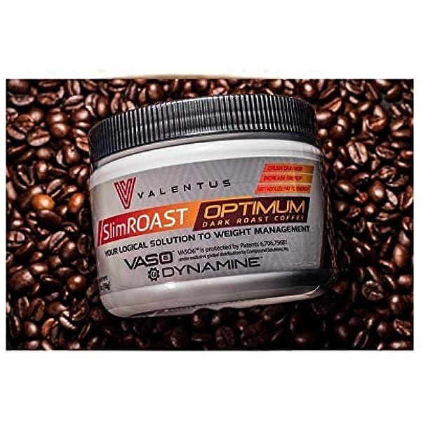 DYNAMINE Método Valentus PLAN de 30 Días - CAFE Slim Roast cofee ...