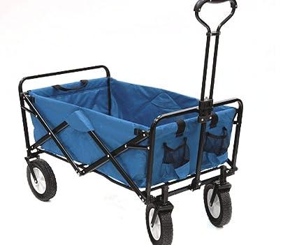Carrito plegable de 4 ruedas, de Tofasco