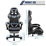 FERGHANA PC Gaming Chair,Racing Chair for