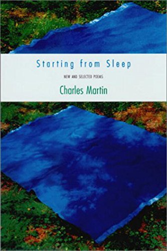 Download Starting from Sleep: New & Selected Poems (Sewanee Writers' Series) pdf epub