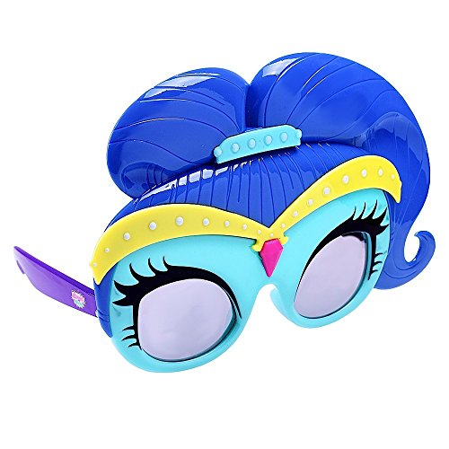 Shimmer and Shine Blue Hair Shine - Sunglasses Knockout