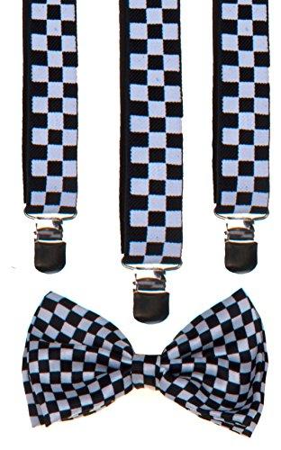 Checker Bow - 8