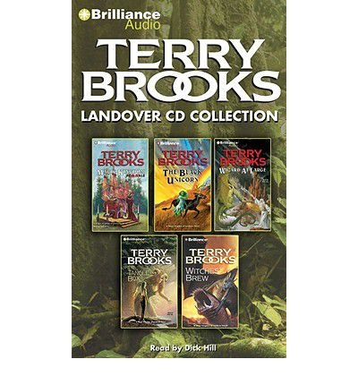 - Terry Brooks Landover CD Collection (CD-Audio) - Common