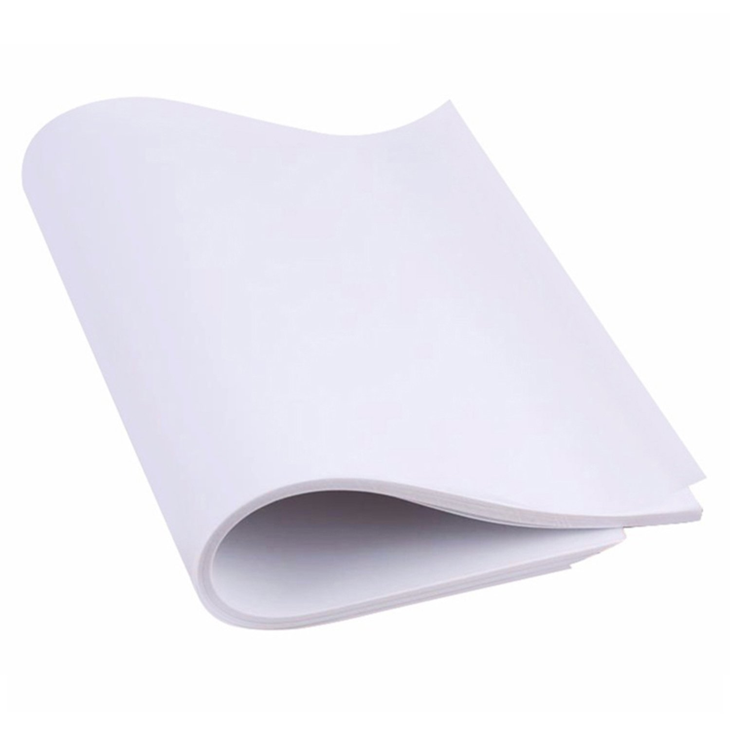 100 Sheets 70gsm Translucent Vellum Tracing Paper - Traditional Comic Sketching Drawing Paper - 8.3 x 11.7 Inches Looneng 4336943391