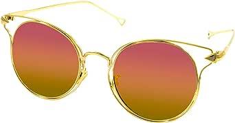 نظارة شمسية للنساء من ديناردو - برتقالي