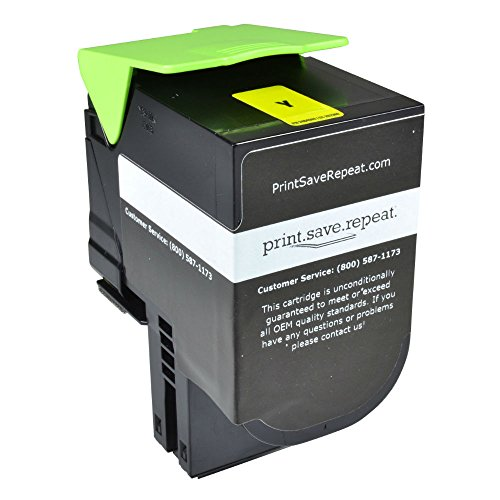 printsaverepeat-lexmark-801hy-yellow-high-yield-remanufactured-toner-cartridge-for-cx410-cx510-3000-