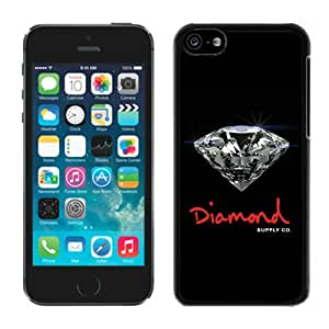 Hot Sale iPhone 5C Case ,Unique And Newest Designed Case With Diamond Supply Co 4 Black iPhone 5C Phone Case