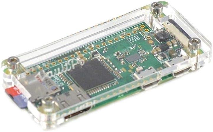 XZW AN Caja de acrílico Transparente for Raspberry Pi Zero W ...