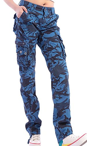 Youth Camouflage 6 Pocket Pants - 5