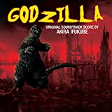Godzilla: 60th Anniversary Original Soundtrack Recording-Limited Edition