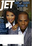 Jet April 11 2011 Kirk & Tammy Franklin on Cover - How They Balance Family and Fame, Chef Jamika, South Africa - A Traveler's Notes