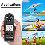 Anemometer Handheld Wind Speed Meter for