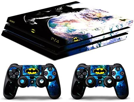 Amazon.com: Skin Ps4 PRO – BATMAN – edición limitada ...