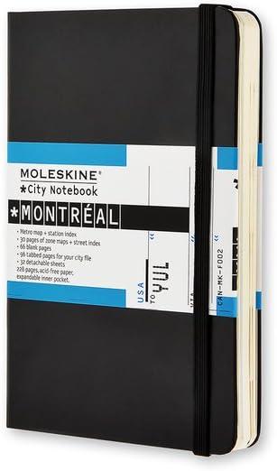 City Notebook Montréal