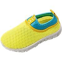 Unisex-Niños Sandalias Cerrado Zapatos Transpirables Zapatillas Trekking Verano Playa Zapatos del Ocio