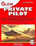 Private Pilot and Recreational Pilot Faa Knowledge Test : For the Faa Computer-based Pilot Knowledge Test, Gleim, Irvin N. and Gleim, Garrett W., 1581946929