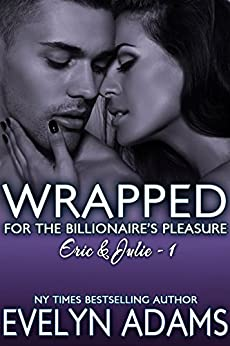 Wrapped Around Billionaires Pleasure Julie ebook product image