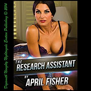 The Research Assistant Audiobook