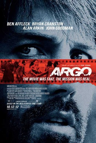 Argo Double Sided Movie Poster