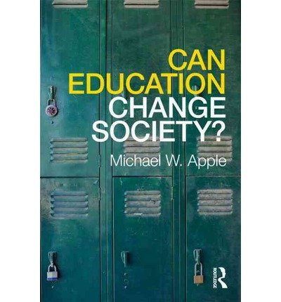 Can Education Change Society?(Paperback) - 2012 Edition pdf