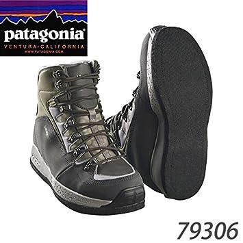 【Patagonia】パタゴニア79306UltralightWadingBoots-Feltウルトラライト・ウェーディング・ブーツ(フェルト)ForgeGreyシューズ靴フィッシングアウトドアの画像