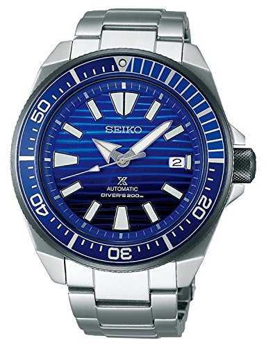 Seiko Prospex SRPC93 SAVE THE OCCEAN Samurai Diving Mens Watch