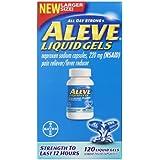 aleve liquid gels bayer инструкция на русском