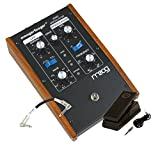 Moog Music MF102 Moogerfooger Ring Modulator Pedal with Expression Pedal and Patch Cable