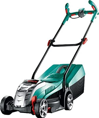 Bosch Rotak 32 LI High Power - lawn mowers (Manual lawn mower, Rotary blades, Battery, 30 - 60, Ergonomic, Li-Ion) by Bosch