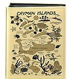 Cayman Islands Embossed Photo Album 100 Photos / 4x6