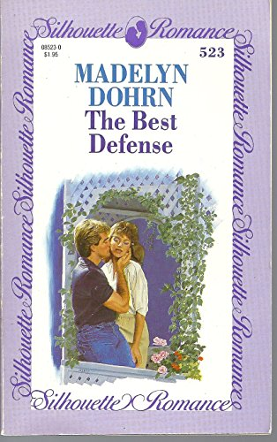 book cover of The Best Defense