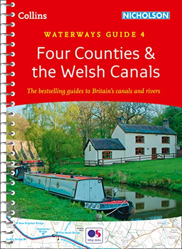 Pdf Teen Four Counties & the Welsh Canals: Waterways Guide 4 (Collins Nicholson Waterways Guides)