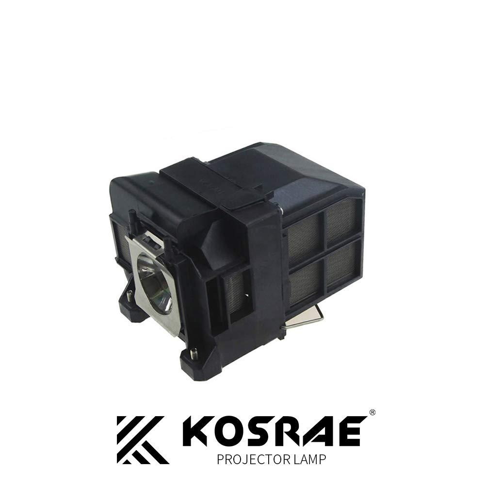 KOSRAE ELPLP77交換用プロジェクターランプ EPSON EB-1970W PowerLite Home Cinema 1440用   B07KQ2BRJ2