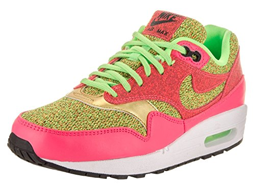 Nike Women's Air Max 1 SE Casual Shoe, Ghost Green/Ghost Green, 35.5 B(M) EU/2.5 B(M) UK