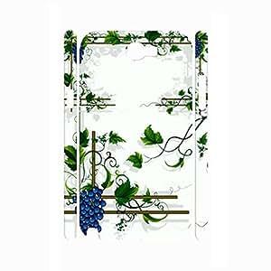 Romantic Cute Fruit Pattern Hard Plastic Design Case for Samsung Galaxy Note 2 N7100 Case