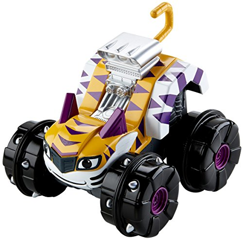 Fisher-Price Nickelodeon Blaze & the Monster Machines, Feature Stripes