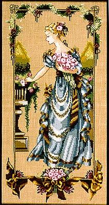 Garden Beauty - Cross Stitch Pattern