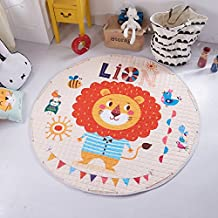 Kally Shop Baby Play Mat Kid's Carpet Puzzle Exercise Gym and Storage for Lego and Kids Toy ideal Gift 60 Inch Bedroom Extra Large