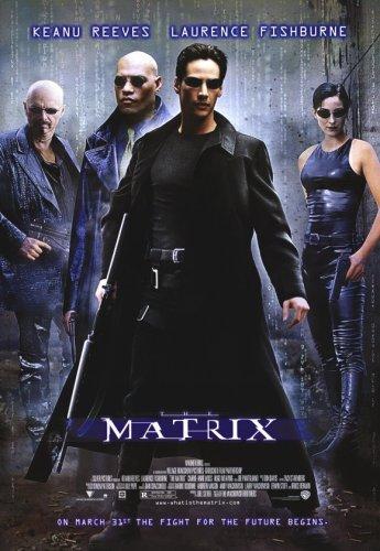 Pop Culture Graphics Matrix, The (1998) - 11 x 17 - Style A