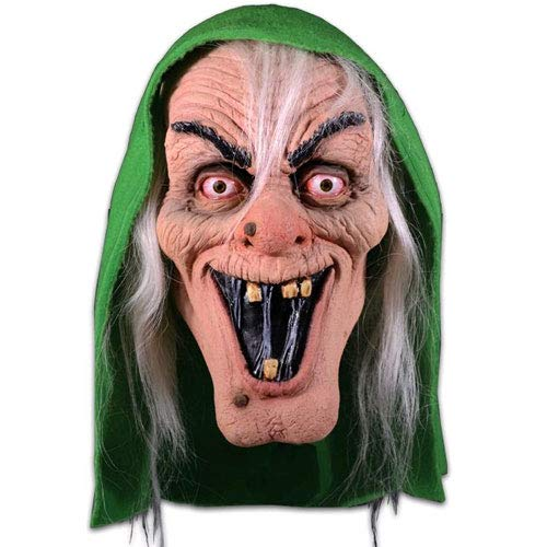 EC Comics Tales From The Crypt Vault Of Horror Vault Keeper Adult Latex Mask -