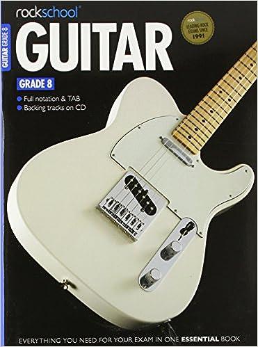 Rockschool Guitar Grade 8 (2012-2018): Amazon.es: Simon Pitt: Libros en idiomas extranjeros