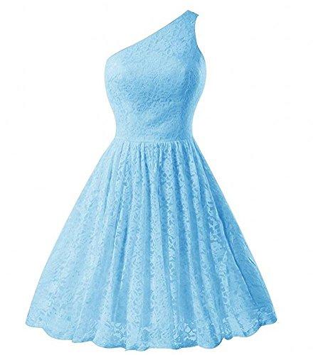 KA Beauty - Vestido - para mujer Azul