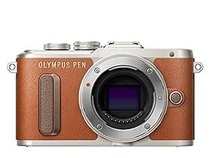 Olympus PEN E-PL8 - Cámara de 16 MP (pantalla táctil abatible de 3 ...