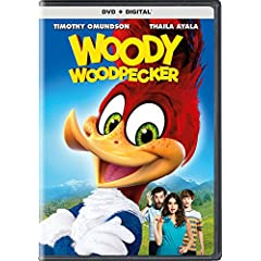 Woody Woodpecker debuts on DVD, Digital and On Demand February 6 from Universal